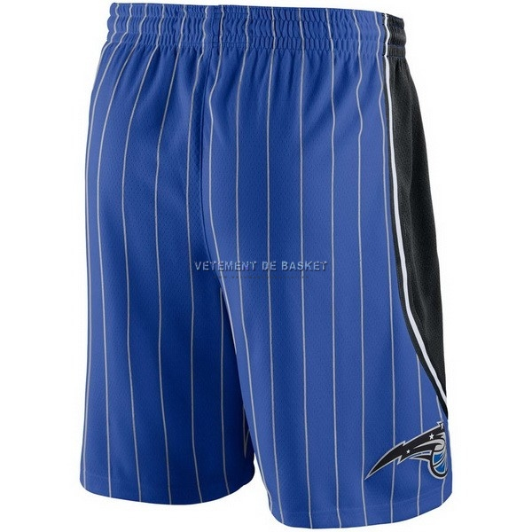 Short Basket Orlando Magic Nike Bleu