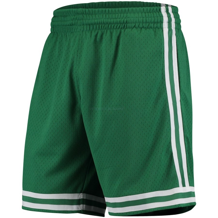 Pantalon Basket Boston Celtics Vert Hardwood Classics