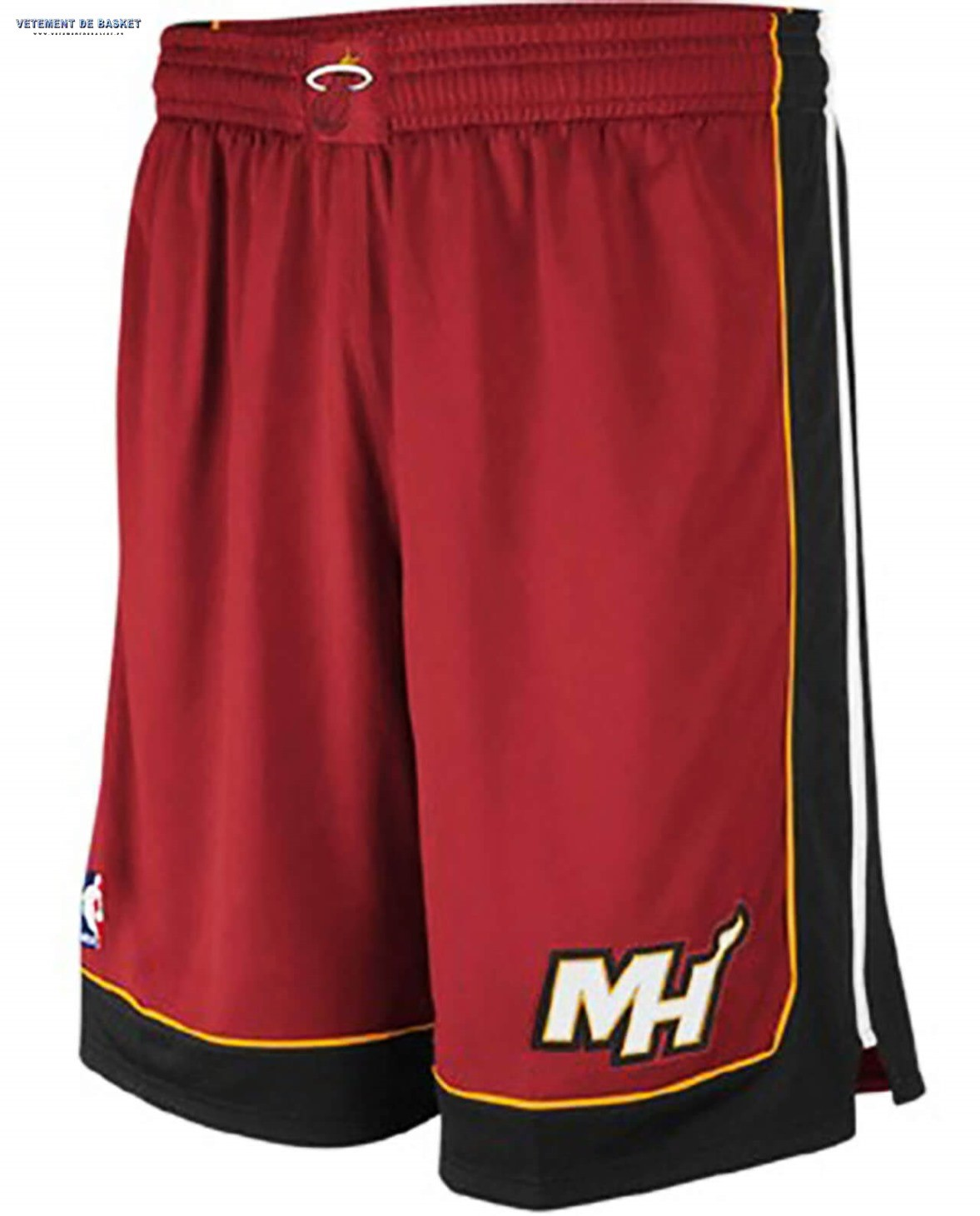 El Nuevo Pantalon NBA Miami Heat Rouge Statement