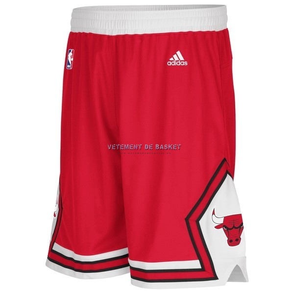 Short Basket Adidas Chicago Bulls Rouge