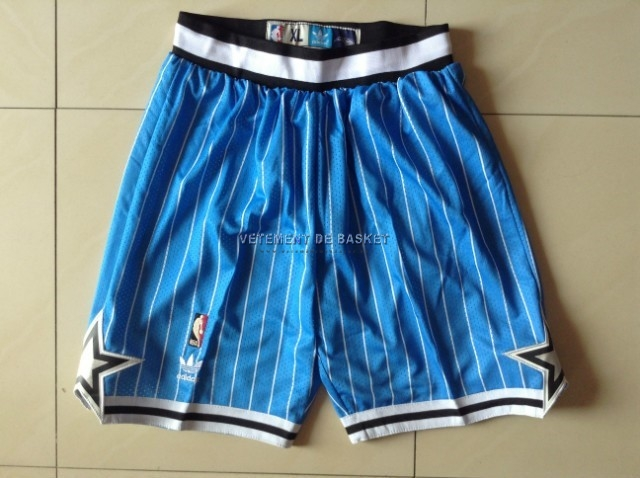 Short Basket Orlando Magic Bleu Bande