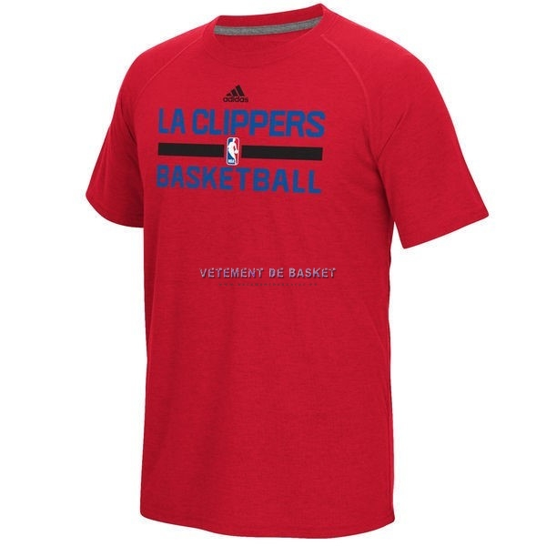 T-Shirt Los Angeles Clippers Rouge 001